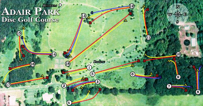 Northwest Disc Golf News